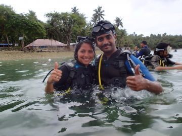 Discover Scuba Diving with Andaman Emerald Holidays