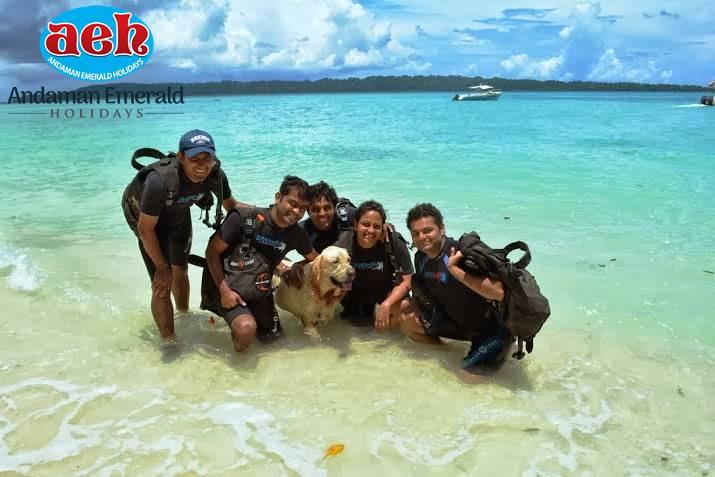 Group Tour of Andaman